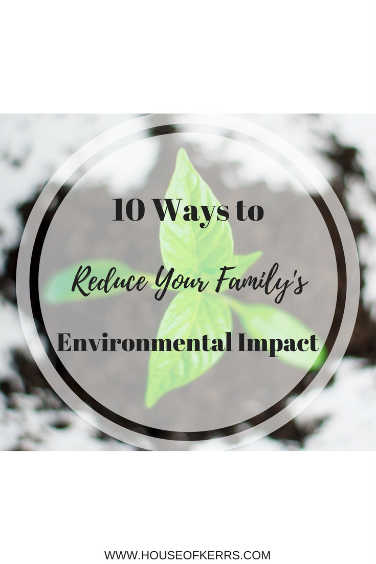 10 ways to reduce your environmental 11 easy steps to reduce your impact you can do to reduce your impact on the environment about the way we consume and the environmental legacy that we are.